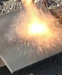 métallisation à l'arc électrique